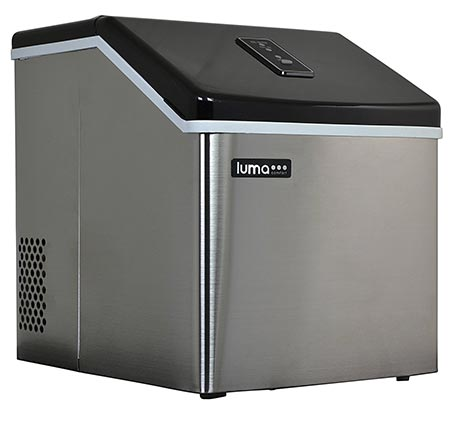 7. Luma Comfort IM200SS Portable Clear Ice Maker