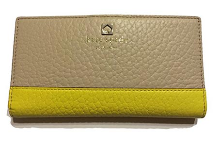 2Kate Spade Southport Avenue Stacy Clutch Wallet