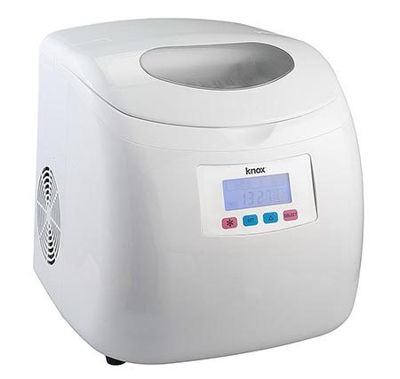 11. Knox Compact Ice maker