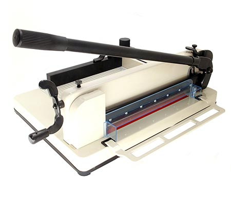 6. HFS (R) New Heavy Duty Guillotine Paper Cutter