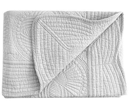 5 Lightweight All Weather Embossed Detail Cotton Quilt For Babies and Toddlers