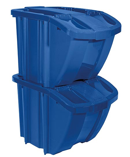 Recycle Bins For Home Impressive The Best InHome Recycling Bins For Home And Kitchen In 60