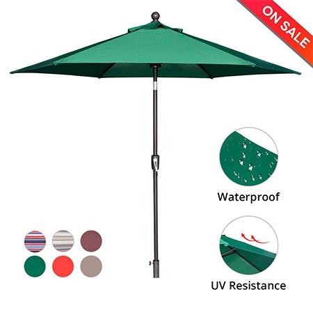 Outdoor Patio Umbrellas Reviews In 2019