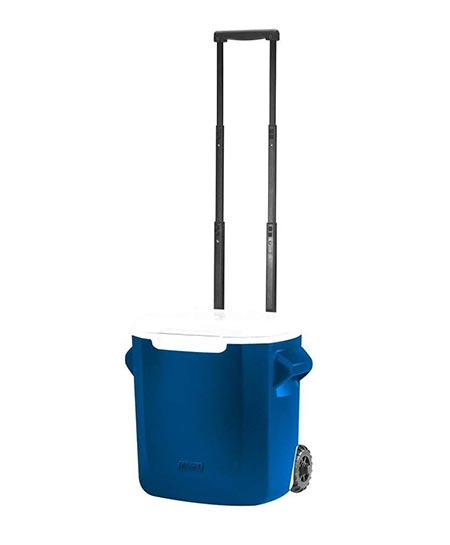 12. Coleman 16-Quart Personal Wheeled Cooler
