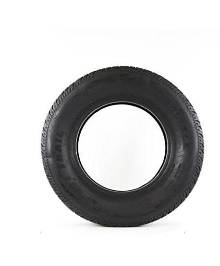 9. Carlisle Radial Trail HD Trailer Radial Tire – 205/75R15 107M