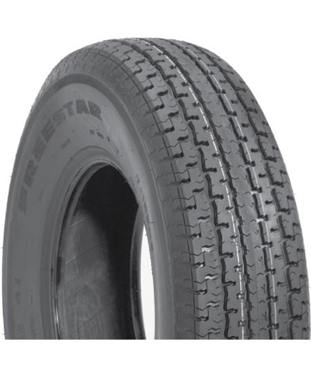 10. Trailer King ST Radial Trailer Tire – 225/75R15 117L