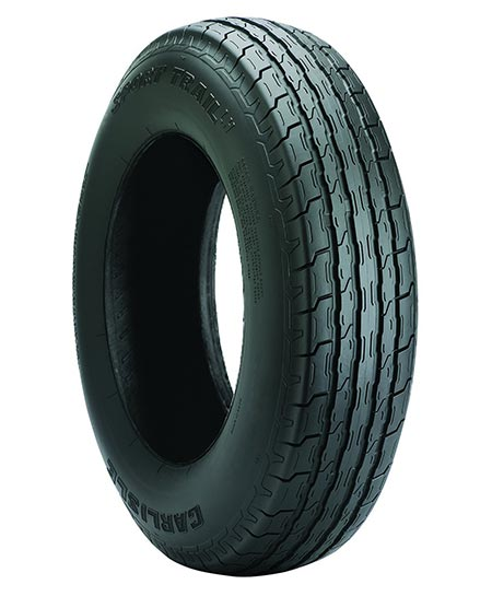 5. Trailer King ST Radial Trailer Tire – 205/75R15 107L