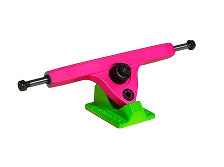 8. LONGBOARD Skateboard TRUCKS COMBO set
