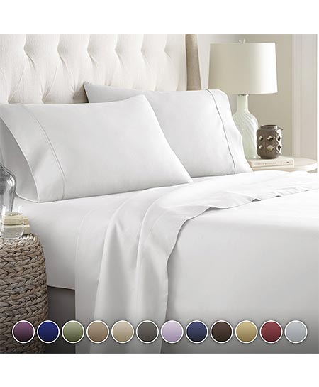 3. HC Collection Bed Sheets Set