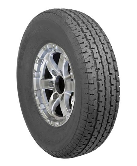 8. Trailer King ST Radial Trailer Tire – 205/75R14 100L