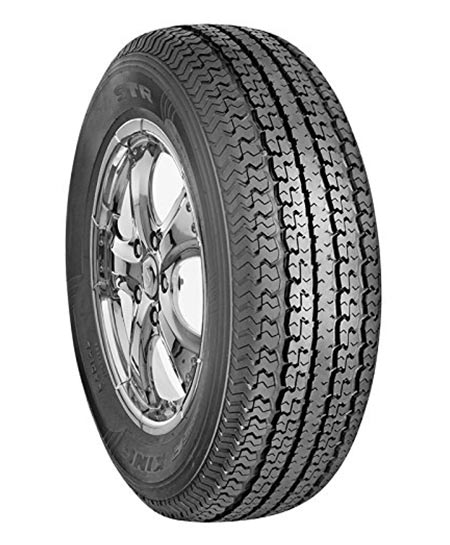 3. ST 225/75R15 Freestar M-108 10 Ply E Load Radial Trailer Tire