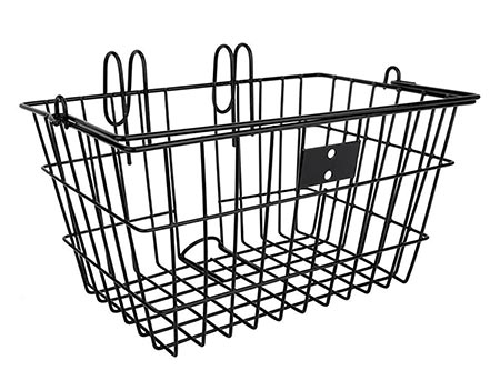 1. Sunlite Wire Lift-Off Front Basket