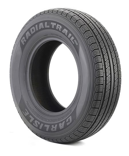 2. Carlisle Sports Trail Boat Trailer Tire 480-8