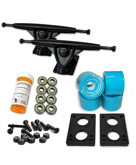 3. Caliber Truck Co. 10-Inch Skateboard Truck