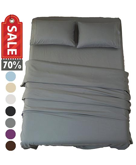 5. Sonoro Kate Bed Sheet