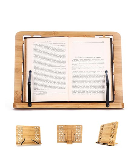 6. TC-Collection Desktop Book Stand