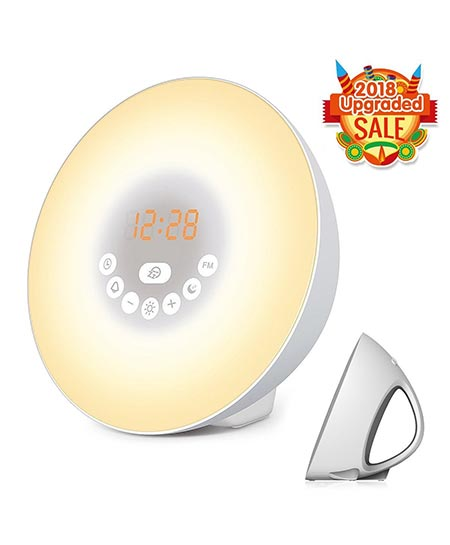 Best Electronic Alarm Clocks Review in 2019