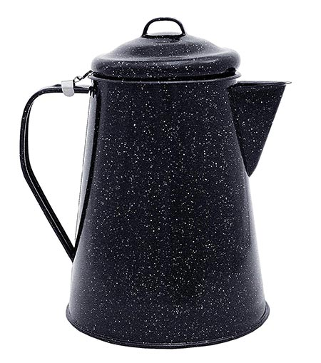3. Granite Ware – Coffee, Tea, Water Boiler