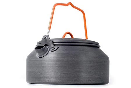7. GSI Outdoors Halulite Tea Kettle