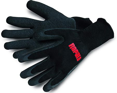 4. Rapala Marine Fisherman Glove