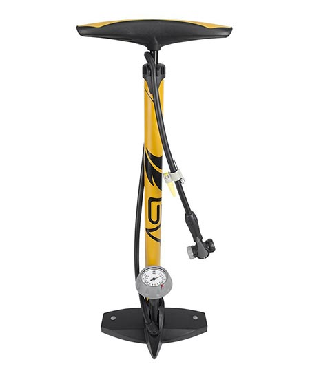 2.BV Bike Floor Pump