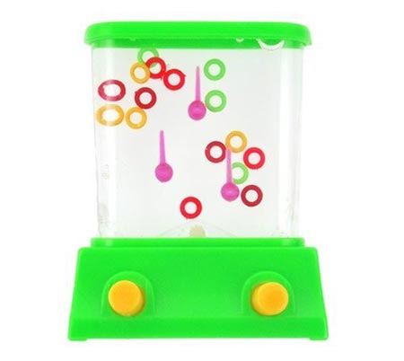 4. Handheld Water Game – Rings