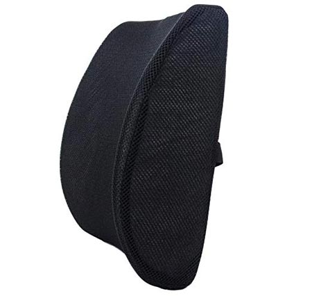 2. Milliard Lumbar Support Pillow