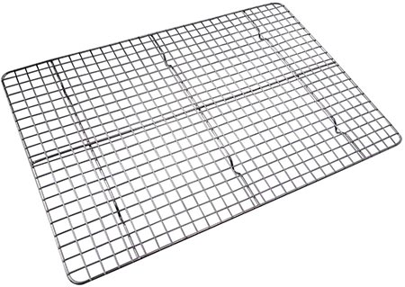 3. Checkered Chef Cooling Rack Baking Rack