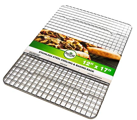 5. Spring Chef Cooling Rack
