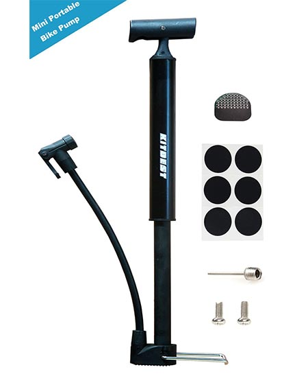4.KitbestBike Floor Pump