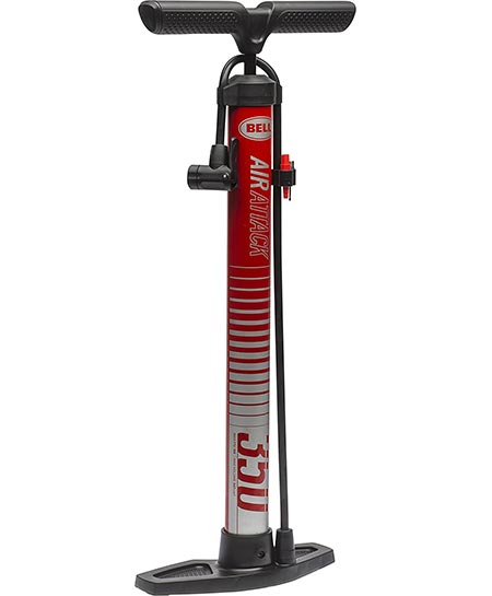 1.Bell Air Attack Bike Pump