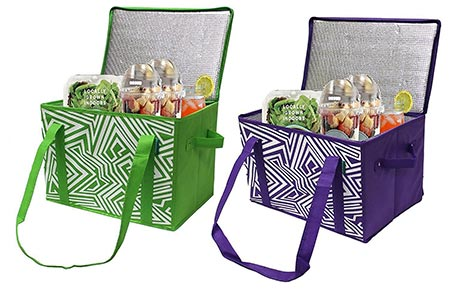 9. Earthwise Insulated Reusable Grocery Bag