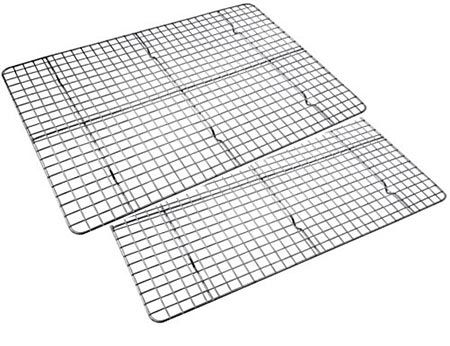 4. Checkered Chef Cooling Rack Baking Rack
