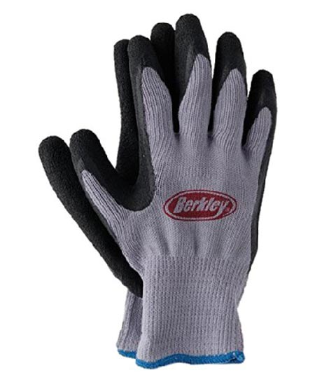 1. Berkley Fishing Gloves
