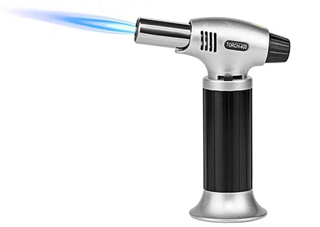 7. IntiPal Blow Torch / Culinary Torch
