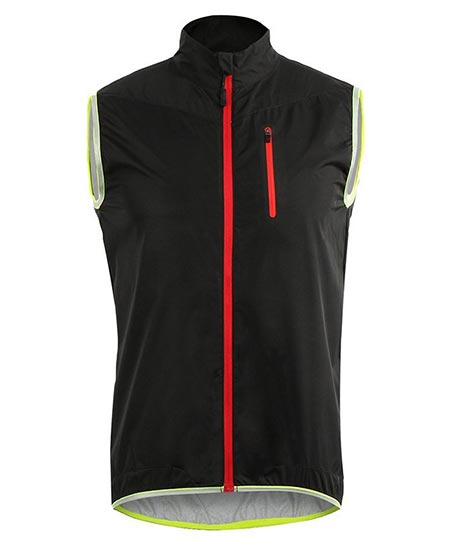 7.ARSUXEO Men's Cycling Vest