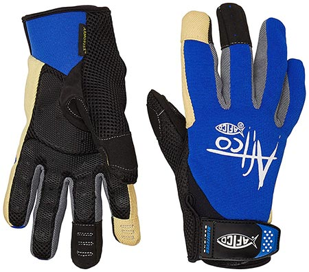 8. AFTCO Release Fishing Gloves
