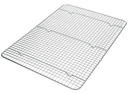 8. Karryoung Stainless Steel Wire Cooling Rack