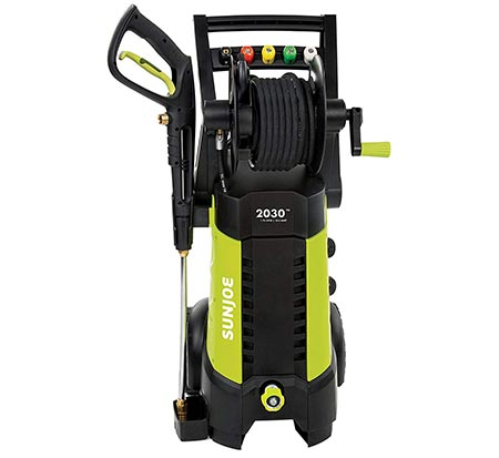 2. Sun Joe SPX3001 Electric Pressure Washer