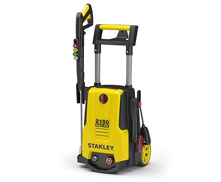 7. Stanley SHP2150 Electric Pressure Washer