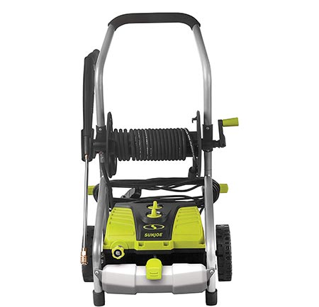 8. Sun Joe SPX4001 Electric Pressure Washer