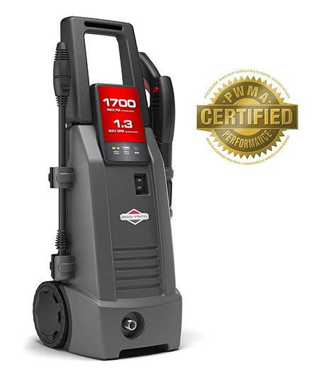 6. Briggs & Stratton Electric Pressure Washer