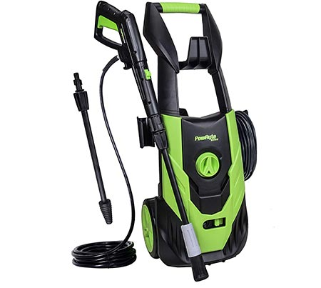 5. PowRyte Elite 2100 PSI Electric Pressure Washer