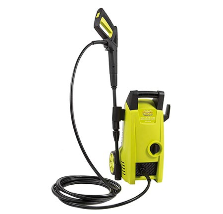 4. Sun Joe Snow Joe SPX1000 Electric Pressure Washer