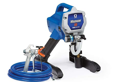 1. Graco Magnum 262800 X5 Stand Airless Paint Sprayer