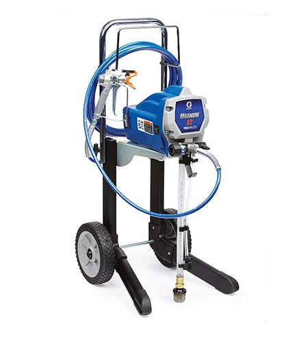 5. Graco Magnum 262805 X7 Cart Airless Paint Sprayer