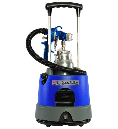7. Earlex HV5500 Spray Station