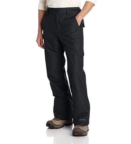 3. Columbia Men's Snow Gun Pant