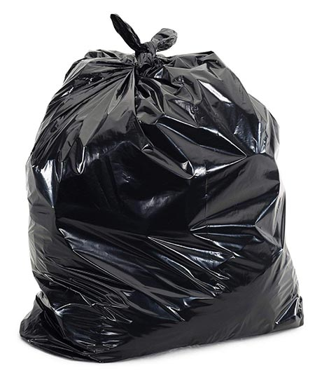 9. Toughbag Trash Bags for 55 Gallon
