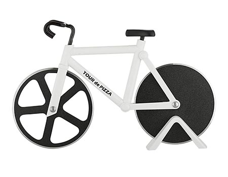 11. SOHO Kitchen Bicycle Pizza Cutter